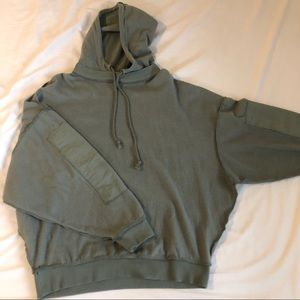 Urban Outfitters Green Hoodie
